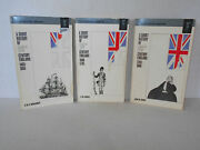 A Short History Of 16th, 18th And 19th Century England 3 Books On English History