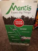 Brand New Mantis 7268 Tiller/ 25cc/ Cultivator 4 Cycle