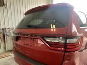 No Shipping Trunk/hatch/tailgate Privacy Tint Glass Fits 14-18 Durango 671385