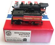 Westside Model Co. Brass Southern Pacific 4-4-2 A-6 - Ho Scale