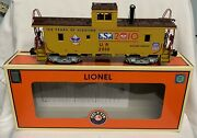 ✅lionel Boy Scouts Of America Smoking Ca-4 Caboose 6-27645 For Diesel Engine