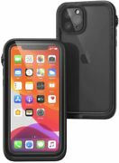 Waterproof Case For Iphone 11 Pro With Lanyard Clear Back Military Grade Quality