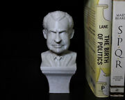 Richard Nixon Bust 7 Statue Of The American President Watergate Resigned