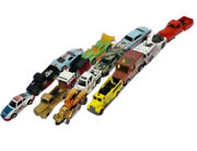 Lot Of 14 Hot Wheels And Matchbox Cars Collectible Toy Emergency Vehicles Trucks