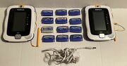 Vtech Innotab3 Lot Of 2 With 12 Games - Tested Works - Disney / Pixar / Thomas