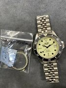👍 Vintage Tag Heuer 1000 980.113 Lume Dial Submariner Night Diver Style Watch
