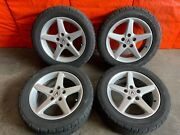02-04 Acura Rsx Type S - Factory 16 Inch Wheels And Tires - Rims - Oem Oe - 50