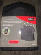 Weber Premium Grill Cover 7106 Fits Spirit 200 And 300 Series