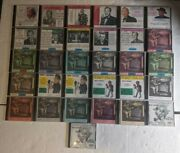 Bing Crosby Bar One Records Complete Collection Chesterfield Philco Radio Rare