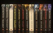 Set Of 12 Dresden Files First Edition Hardcover Books By Jim Butcher
