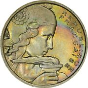 1954 France 100 Francs Pcgs Ms62 Great Color, Pcgs Coinfacts Plate Coin