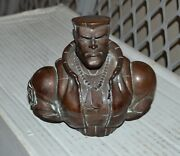 Small Soldiers Chip Hazard Resin Bust Replica Model / Miniature