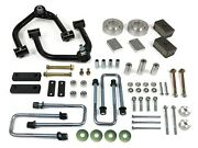 Tuff Country Pn 52085 Suspension Lift Kit 2.5 With Uni Ball Fits 15-20 Tundra