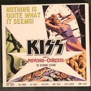 Kiss Psycho Circus Sessions + 15 Track Bonus Disc Tons Of Unreleased Material