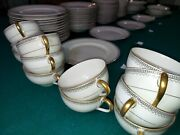 Vintage Lot Of Noritake China Set Made In Occupied Japan 70 Pieces Beautiful