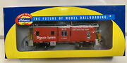 Athearn Ho Scale Rtr Chessie System Safety Bay Window Caboose 3025