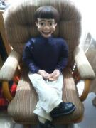 Ventriloquist Dummy Donny One Of The Stars Of A Branson Missouri Stage Show