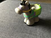 Fisher Price Little People Castle Horse For Robin Hood