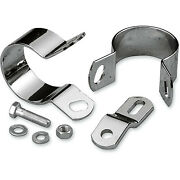 Drag Specialties Midway Exhaust Mount Kit - Fxr/dyna Ds-209970