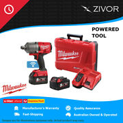 """Milwaukee M18v Fuel 1-key 3/4"""" High Torq Impct Wrench W/friction Ring Kit 1y W"""