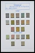 Lot 34220 Stamp Collection Polynesia 1892-2014