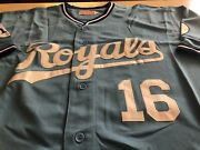 Mitchell And Ness Cooperstown Collection 1987 Royals Bo Jackson Jersey - Mens Xl