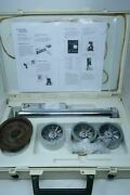 Biotest Hycon Rcs Air Sampler With Case And Accessories