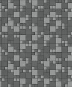 89332 - Tiling On A Roll Tile Effect Charcoal Holden Wallpaper
