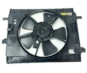 Continental Radiator Cooling Fan Assembly For 2006-11 Chevrolet Hhr 2.0 2.2 2.4l