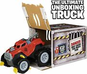 New The Animal Interactive 4x4 Truck With Retractable Claws Ultimate Unboxing