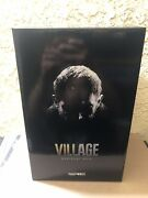 Resident Evil Village Re 8 Collector's Edition Chris Redfield Statue Only Mint