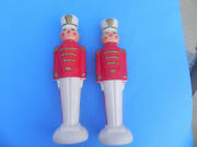 Vintage Empire Toy Soldier Blow Molds 1969 13