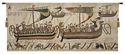 Charlotte Home Furnishing Inc. Belgian Tapestry Wall Hanging 83 In. X 35 In B...