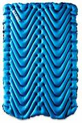 Klymit Double V Sleeping Pad 2 Person Double Wide 47 Inches Lightweight Comfo...