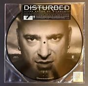 Disturbed The Sound Of Silence Sealed Rsd 2016 12 Vinyl Picture Disc Ltd. Rare