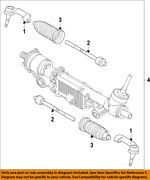 Ford Oem 11-14 F-150-rack And Pinion Complete Unit El3z3504be