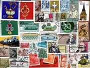 Germany - Germany 8000 Stamps Different Obliterated Used