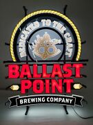 Ballast Point Brewery Led Light Neon Dedicated To The Craft