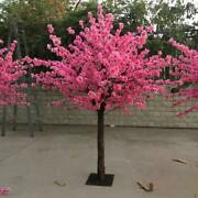 Artificial Cherry Blossoms Tree For Home Ornament Outdoor Garden Decorations