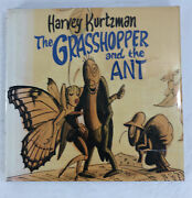 Nos Harvey Kurtzman The Grasshopper And The Ant Shrink Wrapped New Old Stock