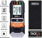 Stud Finder 5in1 Multi-functional Center Finding Wall Scanner Detector With Lcd