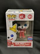 Funko Pop Jack In The Box Tracksuit 101 Funkon Hollywood Exclusive Le 2000