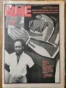 Nme Music Newspaper November 21st 1981 Earth Wind And Fire Cover