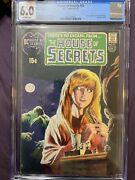 House Of Secrets 9.2 Cgc 6.0 1st Appearance Of Swamp Thing Lowest Price