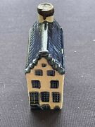 Klm Blue Delft Canal House 2. Sealed But Empty