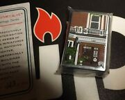 Zippo Limited Edition 128/1500 Zippo Is Front Door Blaisdell Home Hard To Find
