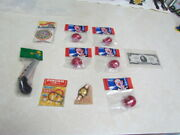 Vintage Lot Of 10 Dime Store Toys All Mint In The Package