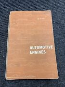 Used Automotive Engines William H Crouse Manual D740