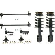 88955411 88955410 New Set Of 8 Suspension Kits Front Driver And Passenger Side