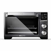 Calphalon Quartz Heat Countertop Toaster Oven, Stainless Steel, Extra-large